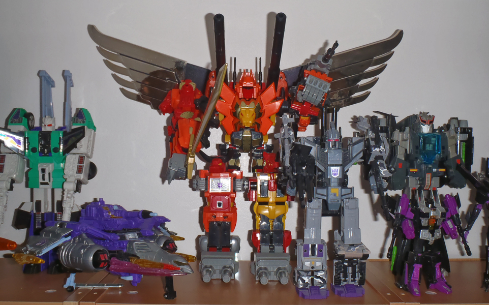 Cerberus Collection - Hell yeah! Collection-mars-2014-TF-Predaking