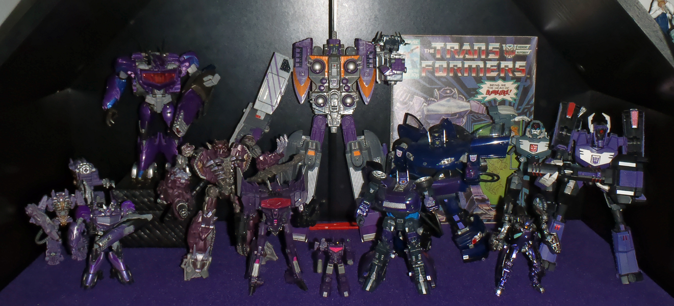 Cerberus Collection - Hell yeah! Collection-mars-2014-TF-Shockwave-1