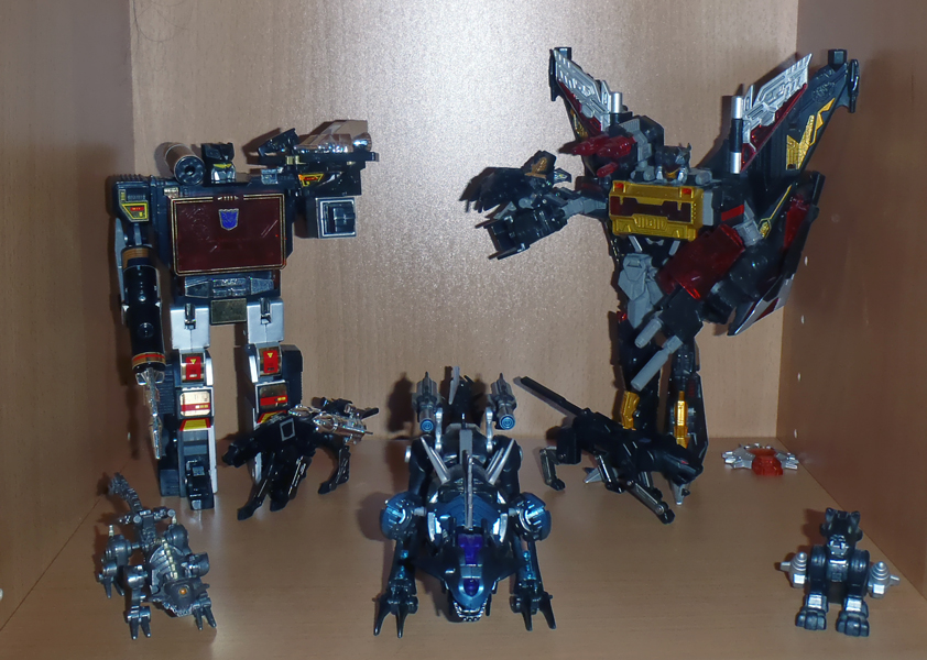 Cerberus Collection - Hell yeah! Collection-mars-2014-TF-Soundblaster