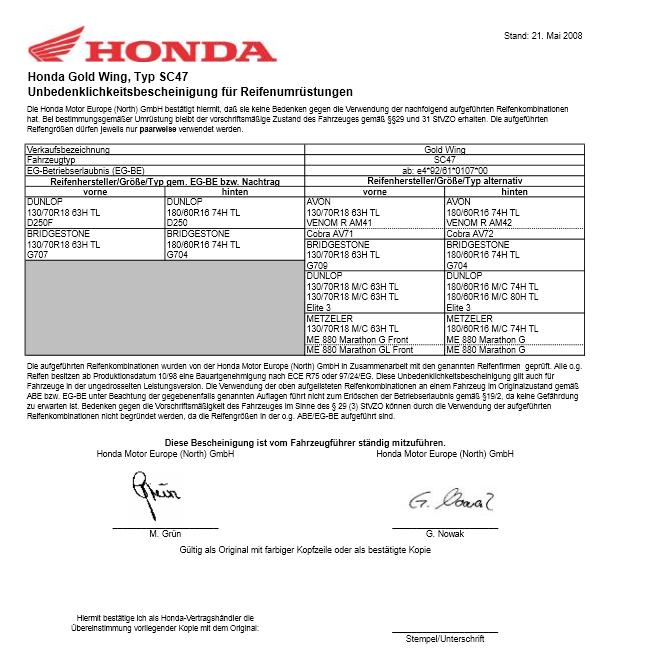 Manuels Goldwing 1800 Count-2222282-Pneus_homologues_Honda